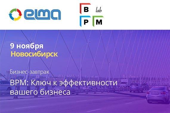 Организатор: компания ELMA и BPM Lab