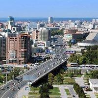 ул. Октябрьская, Новосибирск.  Фото новосибирска, мой новосибирск столица сибири.